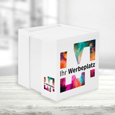 Zettelbox 8080, 4-farbiger Digitaldruck