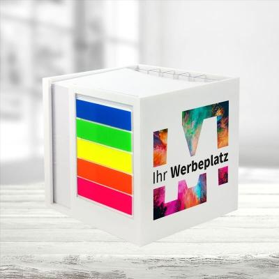 Zettelbox 1035, 4-farbiger Digitaldruck